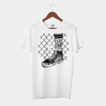 TEE SHIRT LVLP WHITE SOX